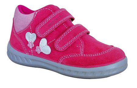 Protetika dziewczęce buty całoroczne RORY 27 fuksja