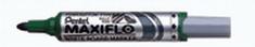 Pentel marker za belo tablo, zelen (MWL5M)