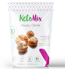 KetoMix KetoMix Proteinové houstičky 10 porcí