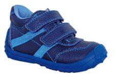 Protetika chlapčenská celoročná obuv LAKY