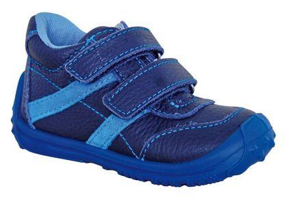 Protetika négyévszakos fiú cipő LAKY, 22, kék