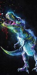 Jerry Fabrics Dinoszaurusz törölköző