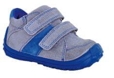 Protetika chlapčenská celoročná obuv POLY grey