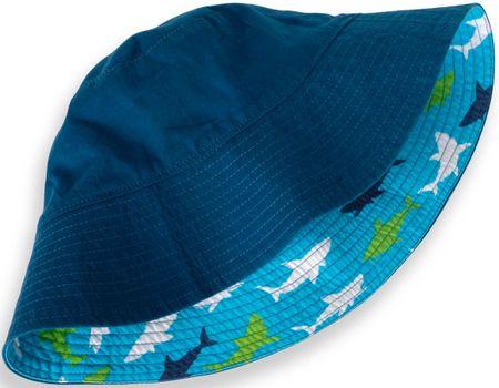 Hatley kétoldalas fiú kalap, 116 - 122, kék