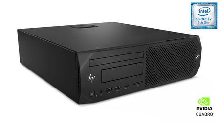 HP Z2 G4 SFF namizni računalnik (6TX13EA)