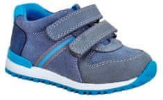 Protetika chlapčenská celoročná obuv DASTY tyrkys