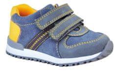 Protetika chlapčenská celoročná obuv DASTY yellow