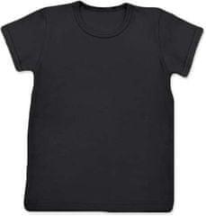 Jožánek dětské tričko, krátký rukáv, ČERNÁ 74