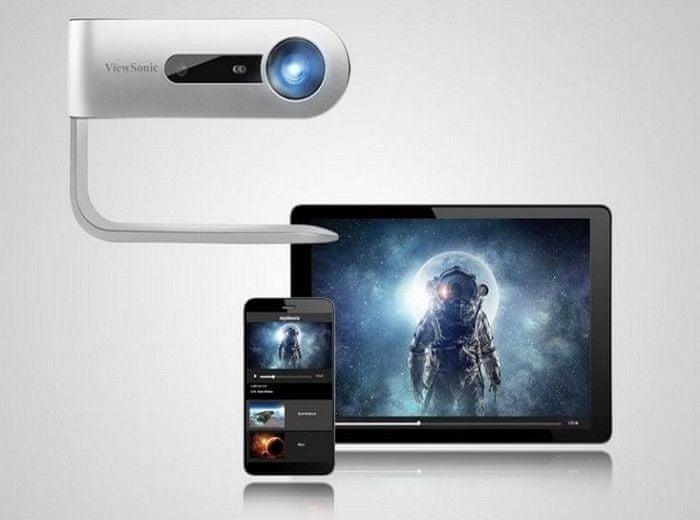 Projektor ViewSonic M1+ (M1+) HDMI 3,5 mm jack USB VGA compatibility