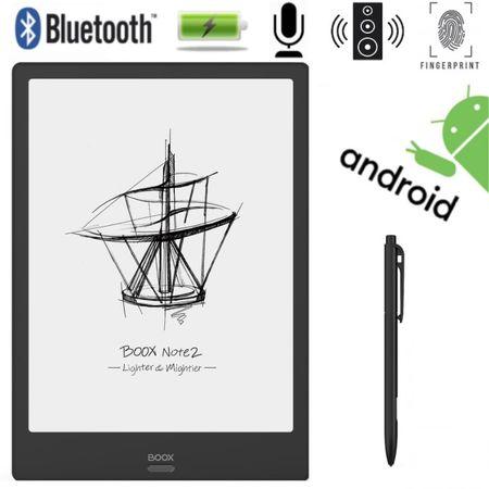 Onyx Boox Onyx Boox Note 2 e-bralnik, 64 GB, Wi-Fi, črn
