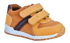 Protetika chlapecká celoroční obuv DASTY beige