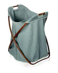 Möve Koš na prádlo BAMBOO šedý