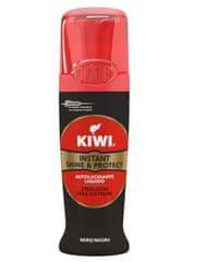 KIWI vosek za lesk čevljev, 75 ml, črn