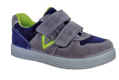 Protetika fantovski čevlji AROX navy, 33, sivi