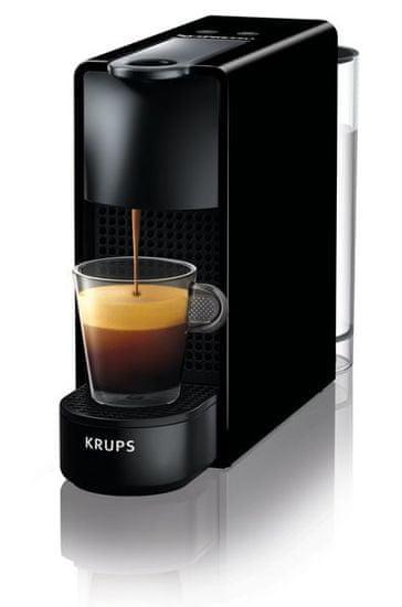Nespresso kávovar na kapsle Krups Essenza Mini XN1108 - zánovní
