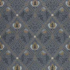 MORRIS & CO. Tapeta PURE Trellis 216527, kolekcia PURE MORRIS