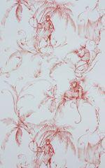 NINA CAMPBELL Tapeta BARBARY Toila 04 z kolekcie FONTIBRE