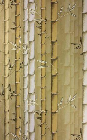 OSBORNE & LITTLE Ozadje BAMBOO 02 iz kolekcije ENCHANTED GARDENS