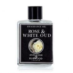 Ashleigh & Burwood Esenciální olej ROSE & WHITE OUD (růže a bílý oud)