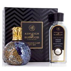 Ashleigh & Burwood Malá katalytická lampa MASQUERADE s vůní FRESH LINEN 250 ml
