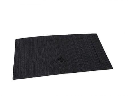 Lene Bjerre Podkładka bawełniana MERCY czarna 48x34 cm
