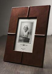 Balmuir Kožený rámeček na fotografie YORK M, dark brown