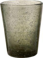 Lene Bjerre Pohár na vodu agin tmavo zelená