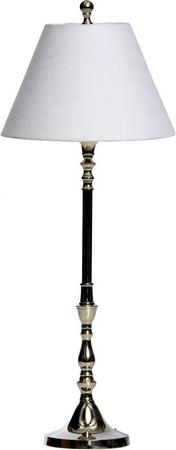 Lene Bjerre Asztali lámpa ALBERTA ezüst