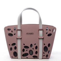 IOAMO Elegantní italská dámská kabelka Mika IOAMO