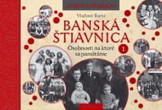 Bárta Vladimír: Banská Štiavnica - Osobnosti na ktoré sa pamätáme