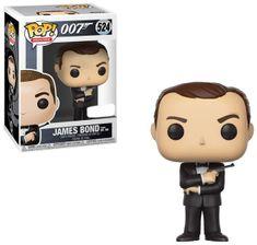 Funko POP! James Bond figura, James Bond (Sean Connery) #524
