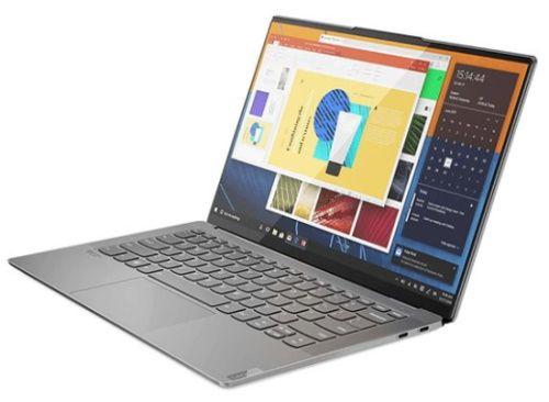 Notebook Yoga S940-14IIL, design, práce, zábava, přenosný, lehký, tenký
