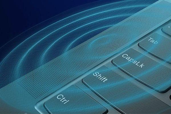 Notebook Yoga S940-14IIL 14 palců displej Dolby Atmos prostorový zvuk