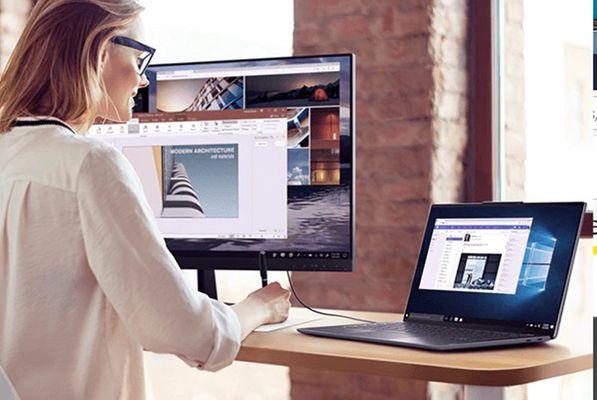 Notebook Yoga S940-14IIL 14 palců, rozhraní USB C Thunderbolt 3 Wi-Fi- Bluetooth