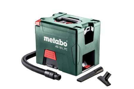 Metabo AS 18 L PC akumulatorski večnamenski sesalnik (602021000)