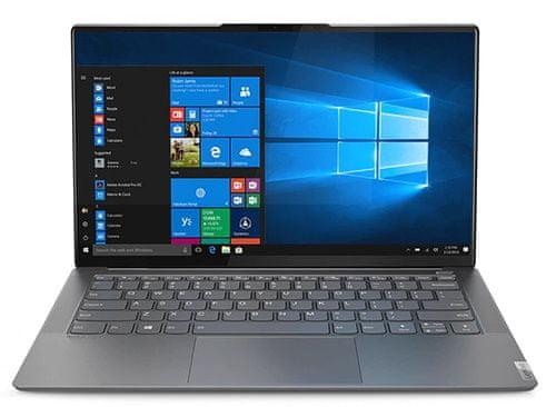Notebook Yoga S940-14IIL 14 palců Full HD IPS Windows 10 Home intel 10. generace SSD