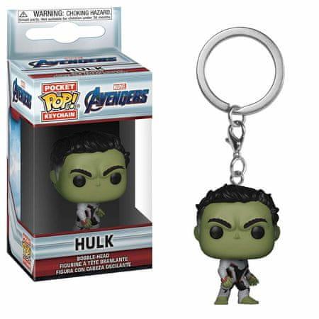 Funko POP! Avengers: Endgame obesek za ključe, Hulk