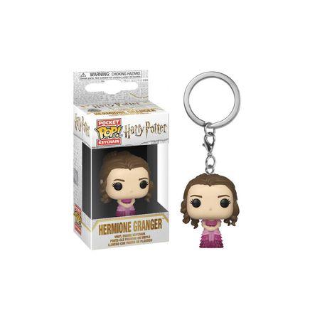 Funko POP! Harry Potter obesek za ključe, Hermione Granger (Yule Ball)