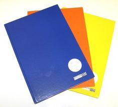 Office Line zvezek s trdimi platnicami, A4, 100-listni, brezčrtni