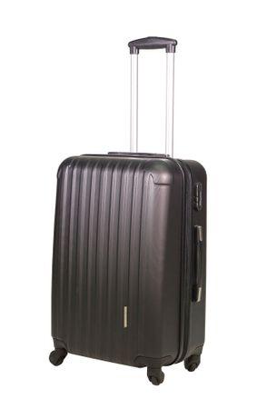 Le Maurice putni kovčeg, ABS vel. S, 50,8 cm crna