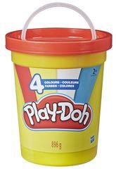 Play-Doh super zestaw ciastoliny - czerwony