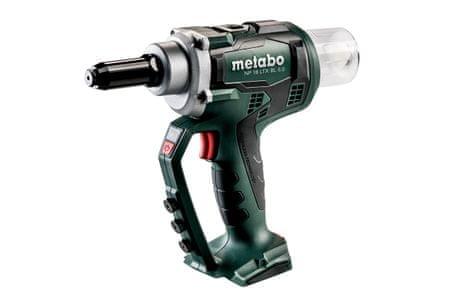 Metabo NP 18 LTX BL 5.0 akumulatorska pištola za slepo kovičenje (619002840)