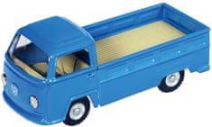 KOVAP Dodávka VW T2 valník, kov 12 cm, modrý v krabičke Kovap