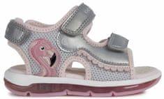 Geox sandały dziewczęce TODO B020EB_014AJ_C0566
