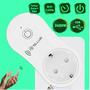 4 - Tellur Wi-Fi AC pametna vtičnica, 2400 W, 10A, USB