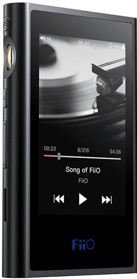 Fiio M9, 2000, čierna
