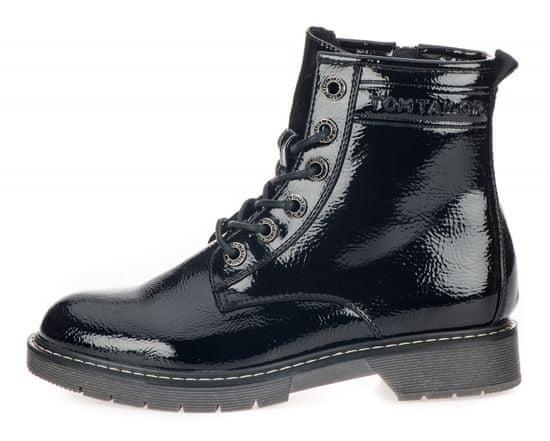 Tom Tailor dámská kotníčková obuv 7992801 41 černá
