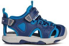 Geox chlapčenské sandále MULTY B020FA_0FE14_C4231