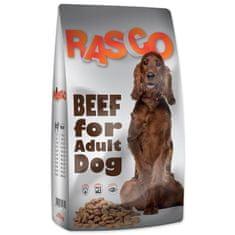 RASCO Dog hovězí 10 kg