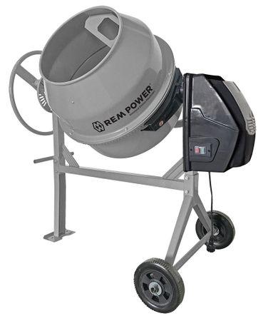 REM POWER CMEm 550 mešalnik za beton in malto